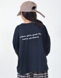 ~SALE~ GENERATOR UNICAコラボ B.PデザインL/S Tシャツ ブラック(90~120センチ)