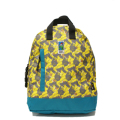 MEI KIDS BEAR PRINT BACK PACK   ターコイズ(Kids)
