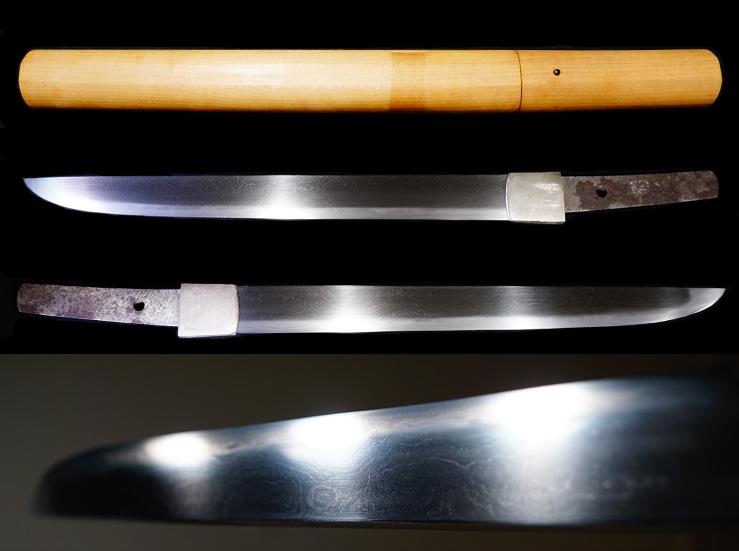 希少な昭和の名匠古名刀則重写し在銘『国延』柴田果門人品格ある名短刀