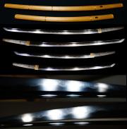 杉山正俊の師大小在銘『杉王正友作』徳島を代表する現代刀匠