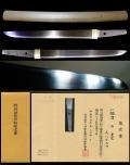 最上作之定初期銘在銘『兼定』来国光写の傑作短刀特別保存刀剣