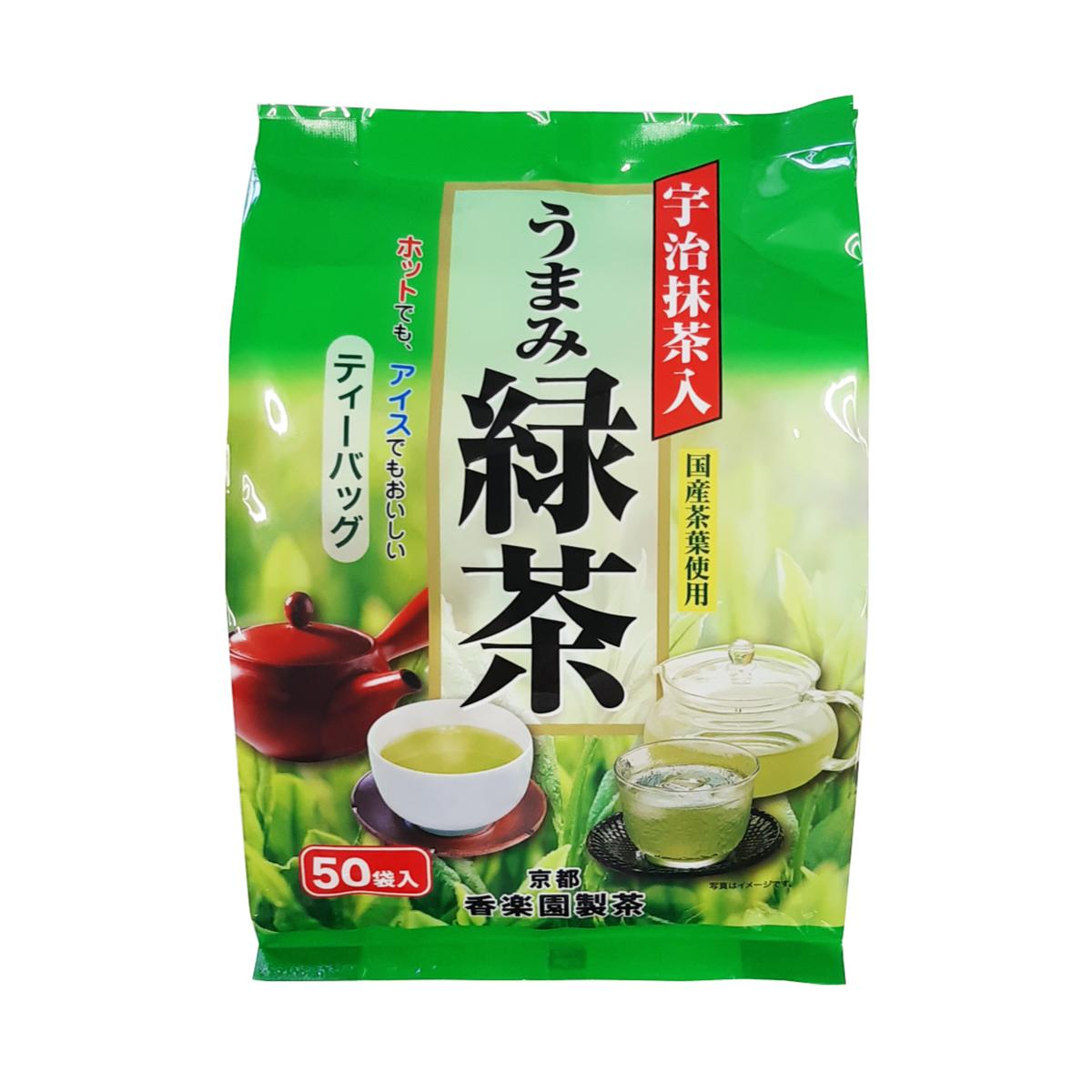 宇治抹茶入うまみ緑茶
