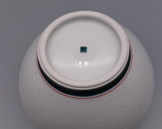 九谷焼花瓶 福田良則