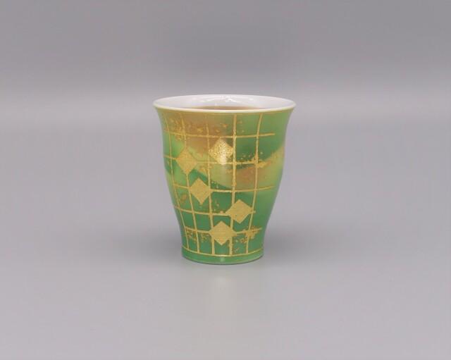 九谷焼 酒盃