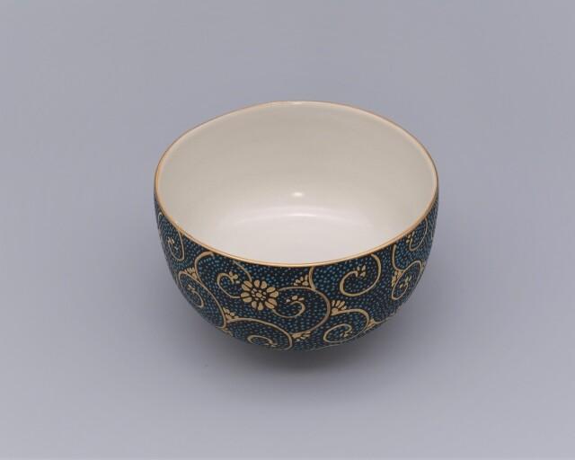 九谷焼 抹茶碗