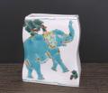 6.5号華器(角タタラ) 象の図 [ 山近泰 ]