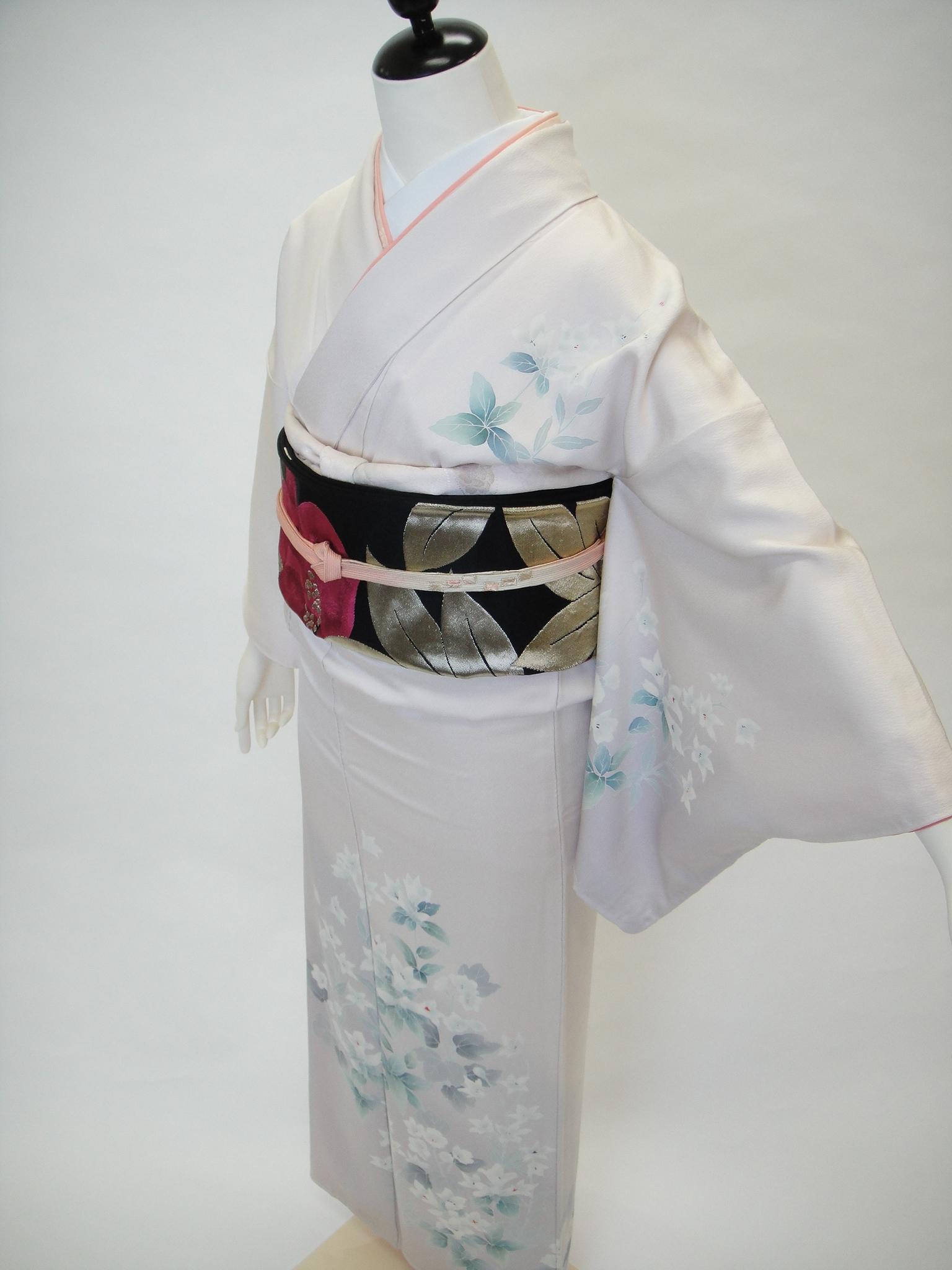 訪問着 レンタル 結婚式 着付け 着物 東京