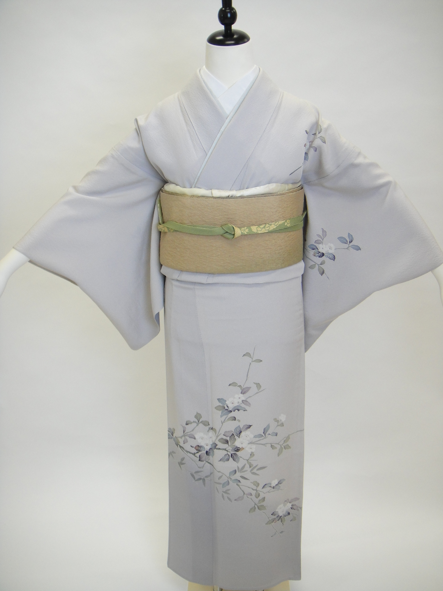 訪問着 単衣 加賀友禅 結婚式