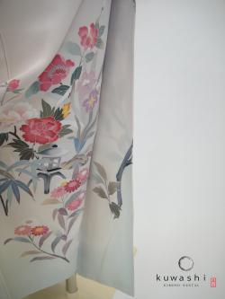 訪問着レンタル 加賀友禅 七五三 結婚式 30代 40代