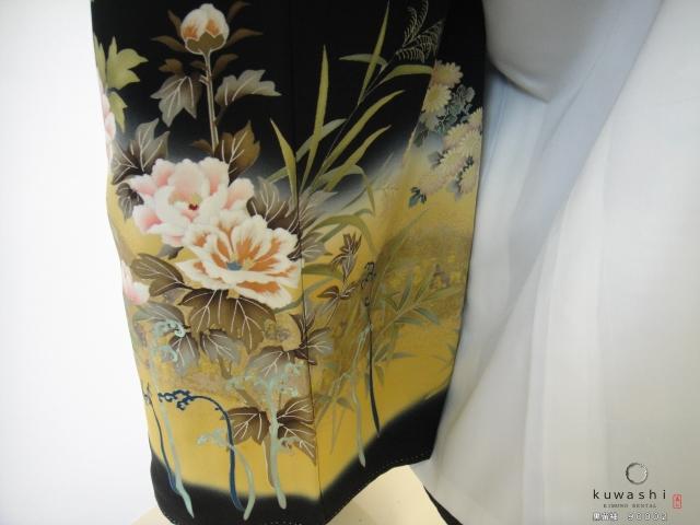 黒留袖レンタル 正絹 貸衣装 結婚式 親着物 高級 格安 おしゃれ