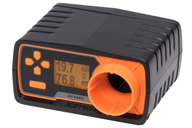 [ ACETECH ]AC5000 弾速計 [ セルフキャリブレーション機構付・一年保証 ]