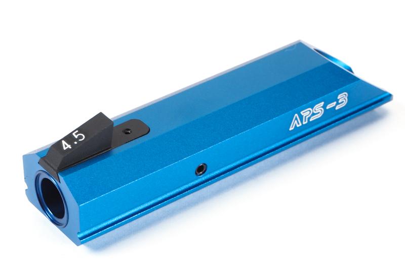 マルゼン純正APS-3カラーフロントサイトベースセット/ブルー