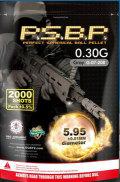 G&G PSBP BB弾 0.3g グレー