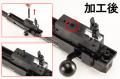 APS-SR96 セットピンネジ穴追加加工
