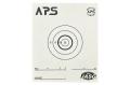 JASG/APS公式ブルズアイターゲット5枚セット【ネコポス可】