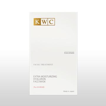 KWCフェイスマスク(ヒアルロン酸Na)