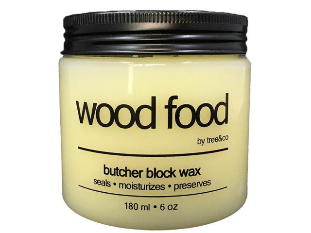 wood food(ウッドフード)天然艶出し蜜蝋ワックス