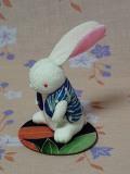 京東屋オリジナルうさぎ人形