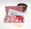 茶道用懐紙バサミ【桜満開】