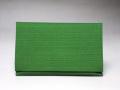 数珠袋 数珠入 紬つむぎ 緑