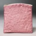 数珠袋 数珠入 ポーチ型 ピンク