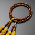 【数珠袋付き】【メール便で送料無料】 数珠・念珠 八宗用 正梅 女性向き  SW-114