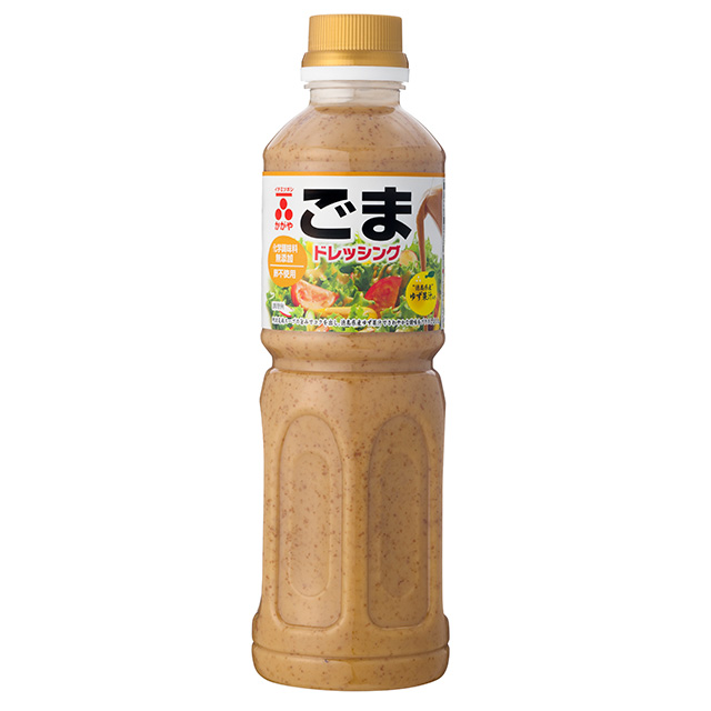 ごまドレッシングゆず果汁入り500ml