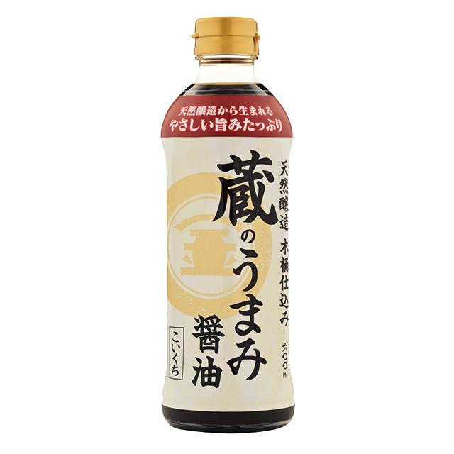 蔵のうまみ醤油