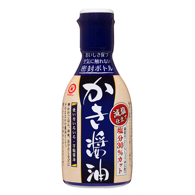かき醤油減塩仕立て200ml