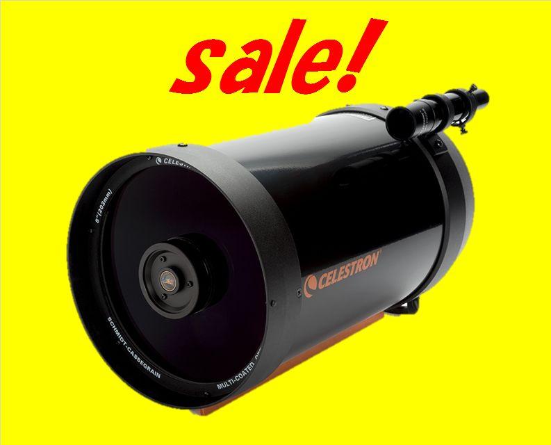 セレストロン(celestron) C8 AL-XLT鏡筒 【代引き不可】
