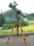 【中古品】 MIZARコメット100M反射赤道儀