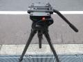 【中古品】 スリック カーボン813EDX + マンフロット501HDV