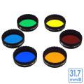 バーダー 高精度カラーフィルター各色 31.7mmサイズ