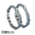 笠井トレーディング ELS鏡筒バンドφ303mmx2個セット