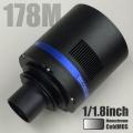 QHYCCD QHY178M(冷却CMOSカメラ・モノクロ)