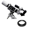 スカイウォッチャー BKED80 OTAW+レデューサー+M48カメラアダプター 撮影セット(※代引不可)【限定2台】