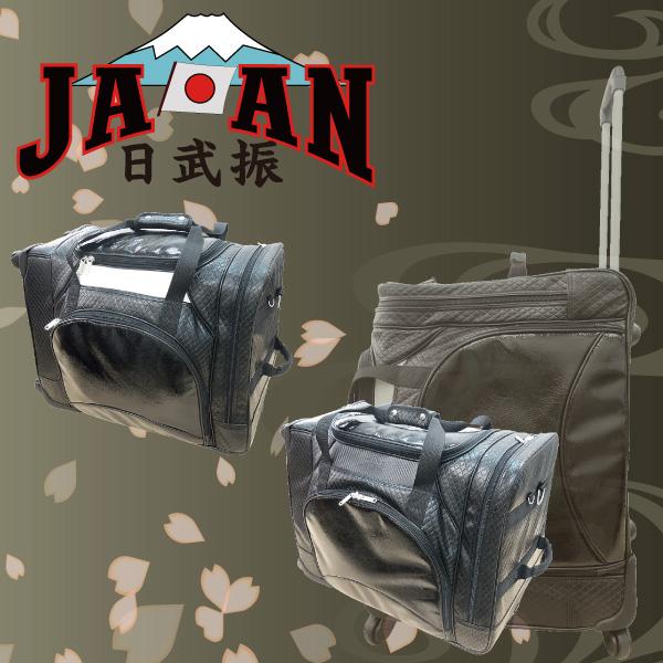 剣道 ベンリーシリーズ 4WAYキャスターマルチ防具袋