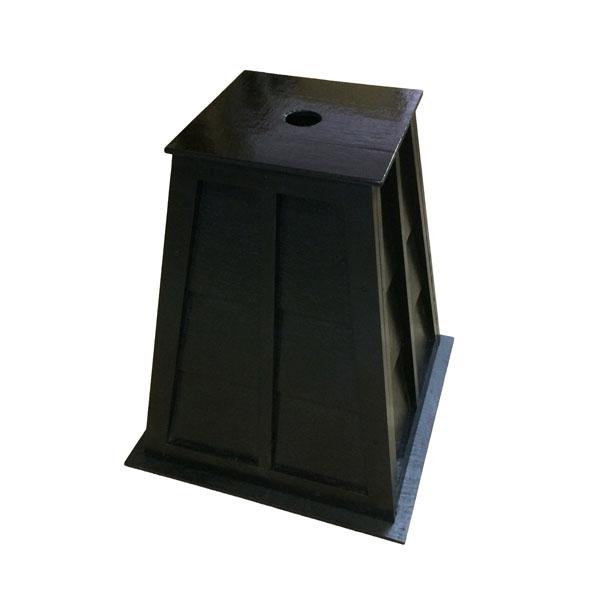 野点傘用木製スタンド