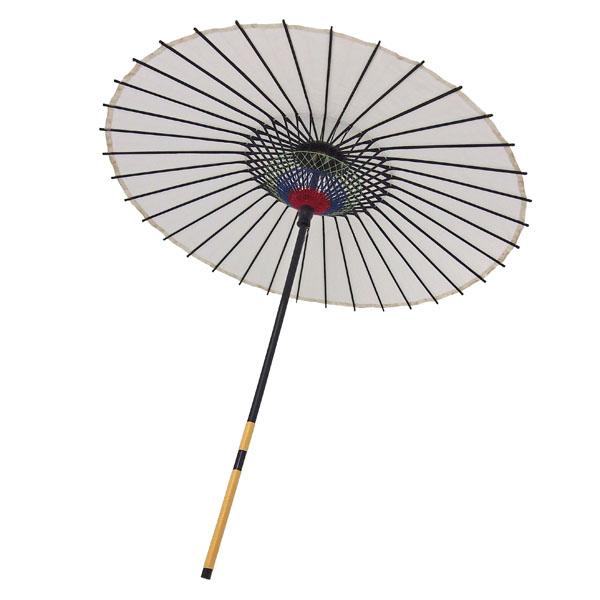紙傘 無地 白