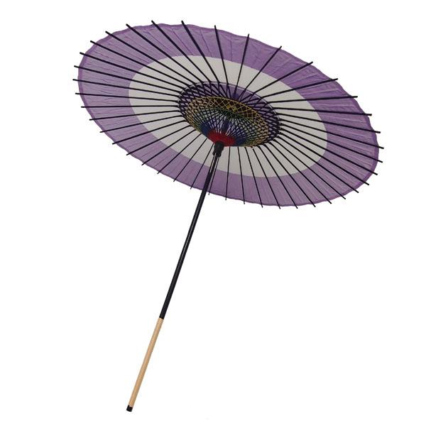 絹傘 助六