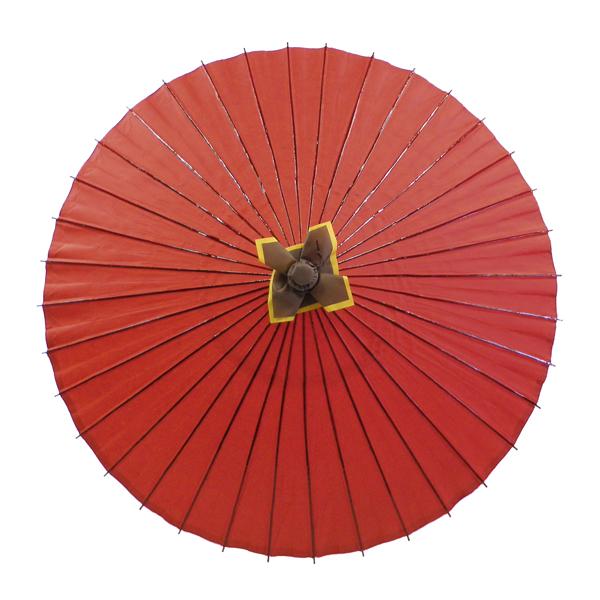 小番傘 赤