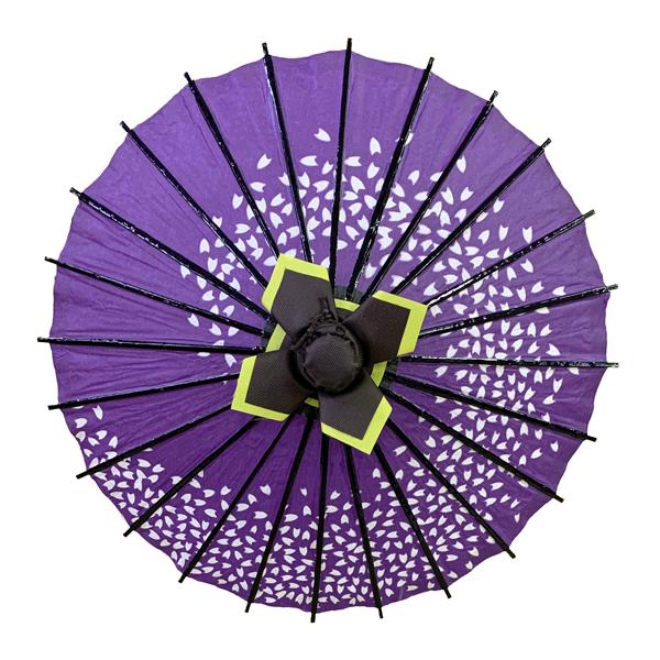 飾り小傘 紫