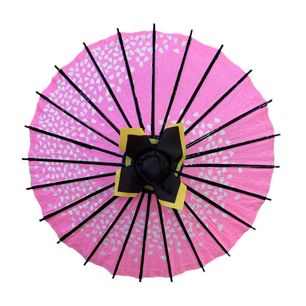 飾り小傘 ピンク
