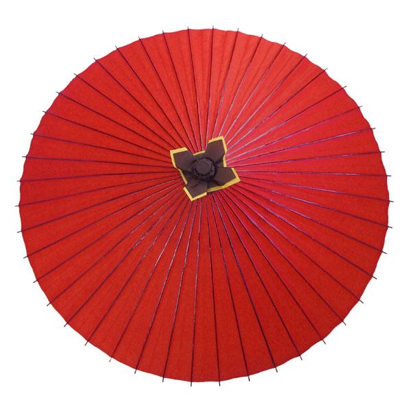 大番傘 赤
