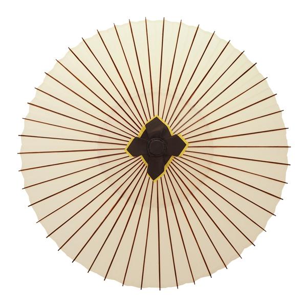 大番傘 白 別注品