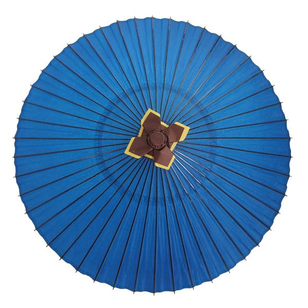 番傘 青 別注品 直竹