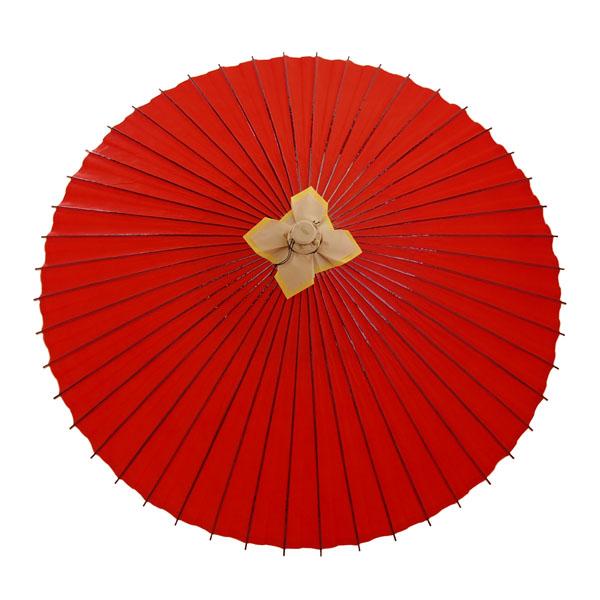 番傘 オレンジ