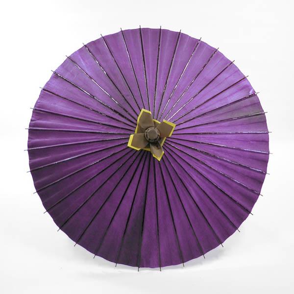 舞踊用小番傘 紫
