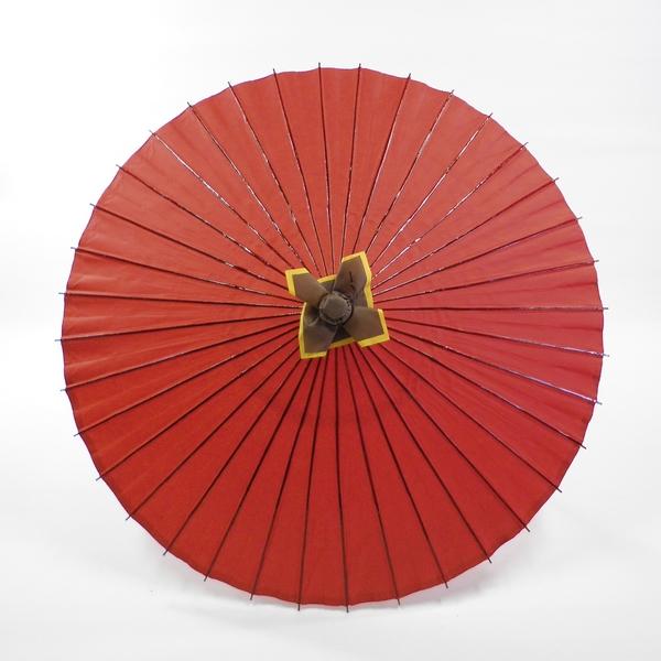 舞踊用小番傘 赤