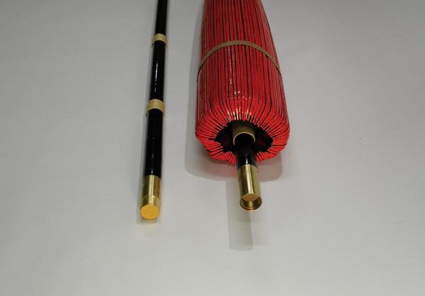 野点傘 真鍮 /和傘・野点傘専門店 恭雅
